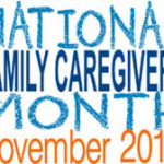 November is CareGiver Month