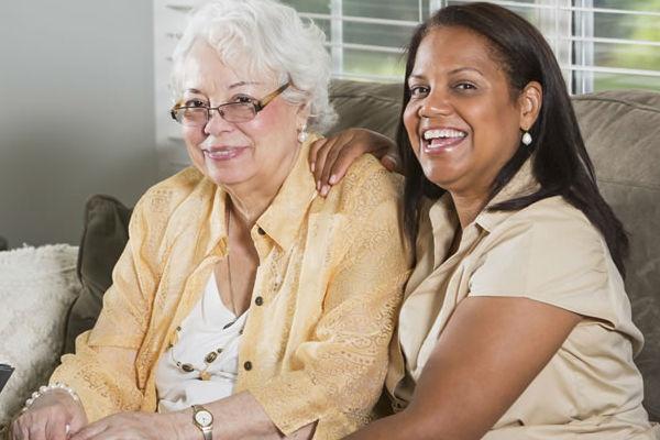 Caregiver, Declutter, Aging Parents, Organizing