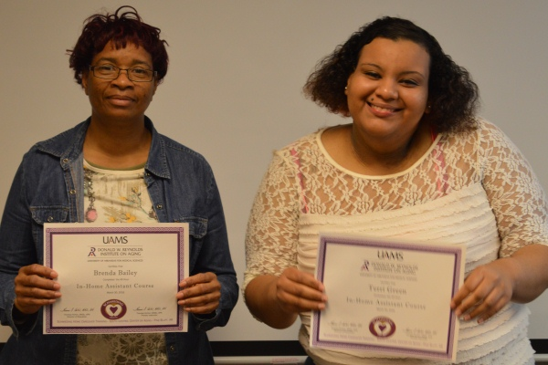 Certified In-Home Assistants!