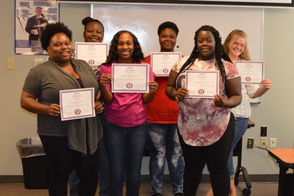 Alzheimer's & Dementia Training Graduates