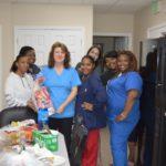 Caregiver Training Graduate Potluck
