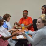 personal care skills, CNA class, caregiver training students