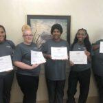 CNA, CNA students, CNA graduates, nurse assistant training, cna training