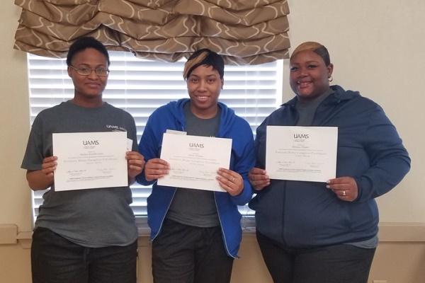 CNA Fast Track Graduates