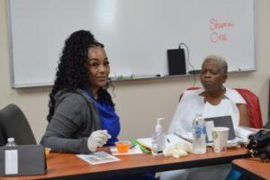 CNA Students Practice Feeding Skills
