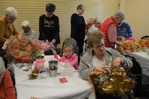 Christmas Wreath Workshop in White Hall